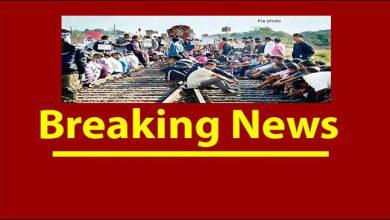Photo of असम: कोकराझाड़ स्टेशन पर आदिवासियों का प्रदर्शन, रेल सेवा ठप