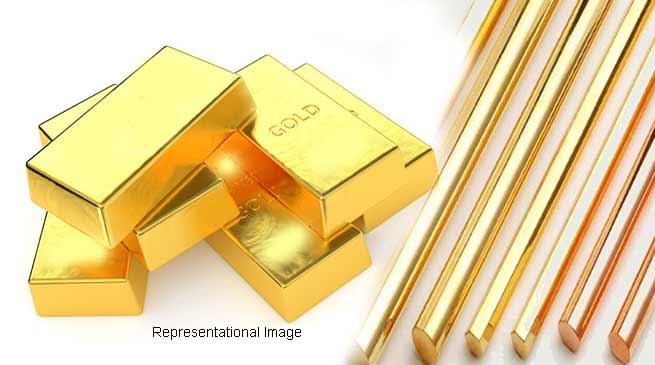 असम: DRI ने 10 करोड़ के सोने के छड़ और बिस्कुट ज़ब्त किया