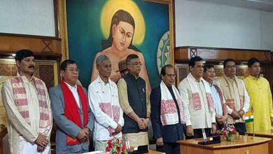 Photo of असम: सोनोवाल मंत्रीमंडल में 7 नए मंत्री शामिल