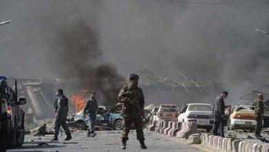 Photo of दो धमाकों से काबुल दहला, 8 पत्रकार समेत 25 की मौत