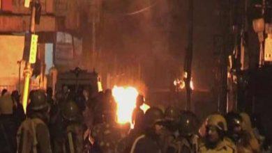 Photo of मेघालय: शिलांग अशांत, कर्फ्यू जारी, 500 लोग राहत शिविर में