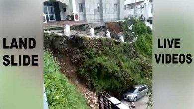Photo of Landslides LIVE videos:  जो हमेशा के लिए कैमरे में क़ैद हो गए