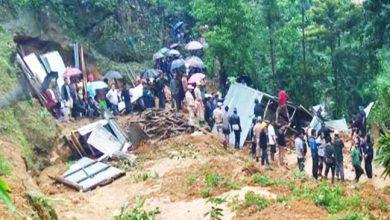 Photo of मणिपुर: लैंडस्लाईड में 5 बच्चों समेत 9 की मौत