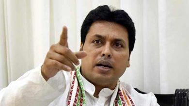 Photo of त्रिपुरा: CM बिप्लब देब को ड्रग पेडलर्स से जान का ख़तरा-बीजेपी