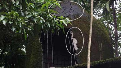 Photo of असम: भूकंप के झटके से कोकराझार में मन्दिर को नुक्सान, दीवारों में आई दरार