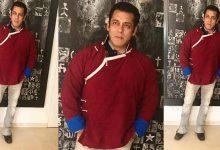 Photo of जब सलमान खान ने पहना अरुणाचल का मोन्पा जैकेट- तस्वीर की शेयर