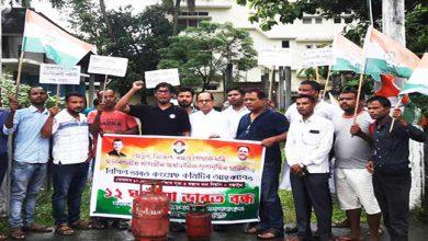 Photo of असम: भारत बंद का कोकराझार में भी व्यापक असर
