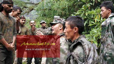 Photo of चीनी सेना का अरुणाचल और लद्दाख में भारतीय सीमा में घुसपैठ