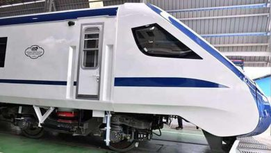 Photo of ट्रेन 18- भारत का पहली बिना इंजिन वाली ट्रेन , स्पीड 160 km प्रती घंटा