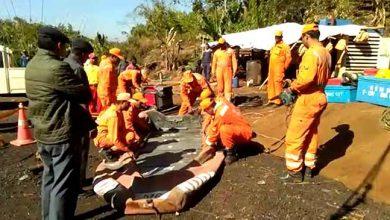 Photo of मेघालय कोयला खदान हादसा: 19वां दिन, मजदूरों की तलाश जारी