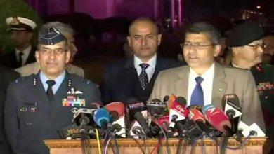 Photo of भारत के तीनो सेनाओं की प्रेस कांफ्रेंस -LIVE