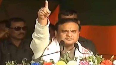 Photo of BJP का सत्ता में नहीं लौटने पर पाकिस्तान कर सकता है संसद पर हमला- हिमंत बिस्वा सरमा