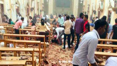 Photo of श्रीलंका ब्लास्ट: 3 भारतीय समेत 215 की मौत