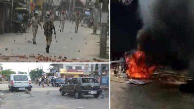 Photo of असम: हिंसा के बाद हैलाकांडी में कर्फ्यू , सेना तलब