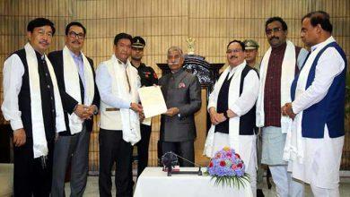 Photo of पेमा खांडू ही होंगे अरुणाचल प्रदेश के नये मुख्य मंत्री, 29 मई को लेंगे शपथ