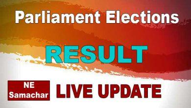 Photo of लोक सभा चुनाव- 2019,  पूर्वोत्तर और भारत के नतीजे LIVE UPDATE