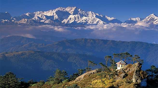सिक्किम : कंचनजंघा कोलेकर मोदी सरकार के खिलाफ विरोध