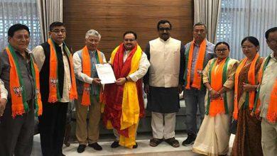Photo of BREAKING-  सिक्किम: चामलिंग की पार्टी SDF के 10 विधायक BJP में शामिल