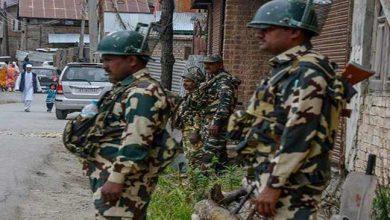 Photo of जम्मू-कश्मीर: श्रीनगर में फिर धारा 144- सुरक्षा व्यस्था और चौकस
