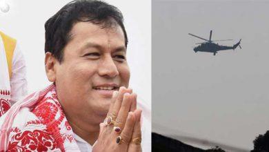 Photo of असम: CM सर्वानंद सोनोवाल के हेलीकॉप्टर की आपात लैंडिग, बाल-बाल बचे सोनोवाल