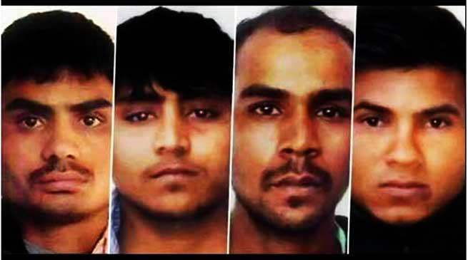 निर्भया काण्ड: दोषियों को फांसी अब 1 फरवरी को