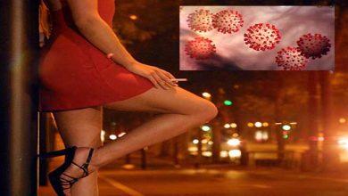 Photo of Coronavirus से देह व्यापार में शामिल चीनी लड़कियां परेशान