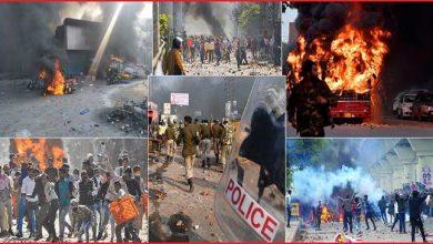 Photo of CAA को ले कर दिल्ली में हिंसा जारी,11 की मौत, 56 पुलिसकर्मी समेत 186 लोग घायल